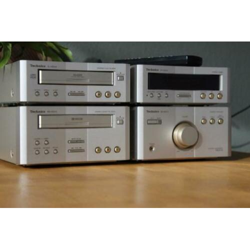 Technics HD310 Miniset.Versterker/Tuner/CD/Deck