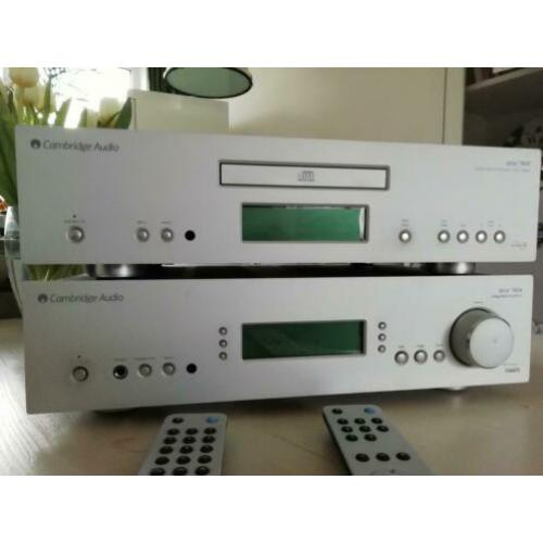 Cambridge Audio 740A en 740C set