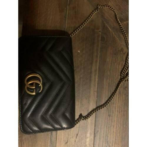 Gucci Wallet on Chain tas