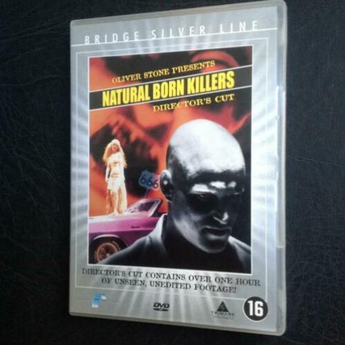 Natural Born Killers Oliver Stone Woody Harrelson J. Lewis