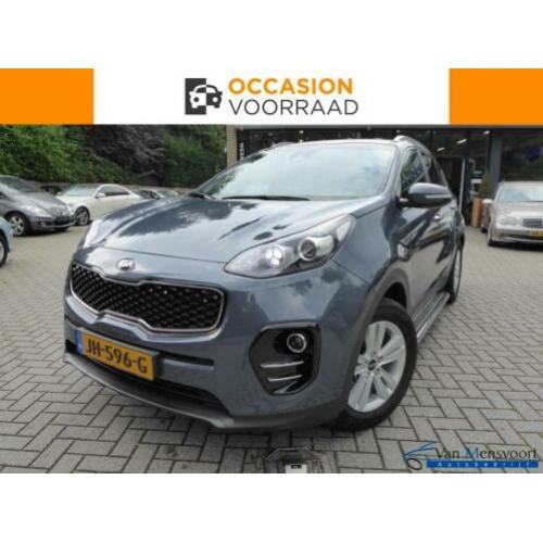 Kia Sportage 1.6 GDI First Edition € 21.950,00