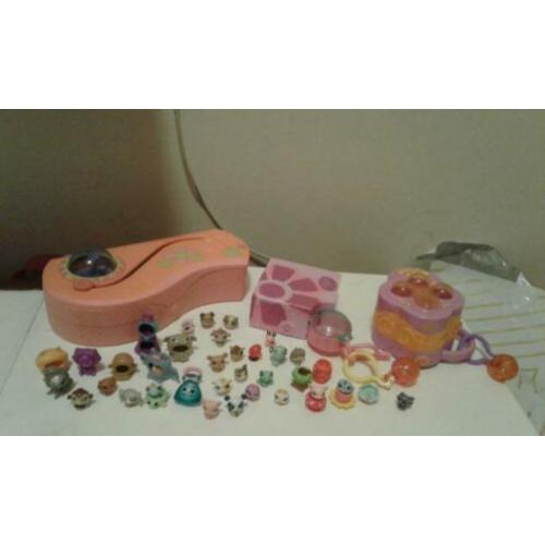 Littlest pet shop mini's set