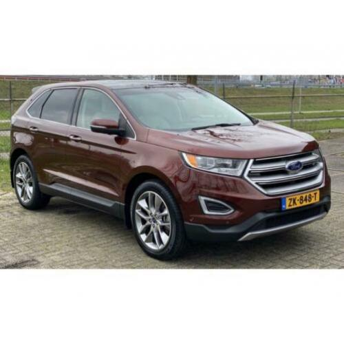 Ford Edge 2.0Ecoboost AUT. AWD Titanium ALLE OPTIES!! BJ2015