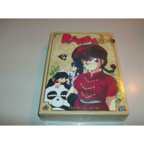 Ranma 1/2 - Edition Collector - 6 Discs - Nieuw