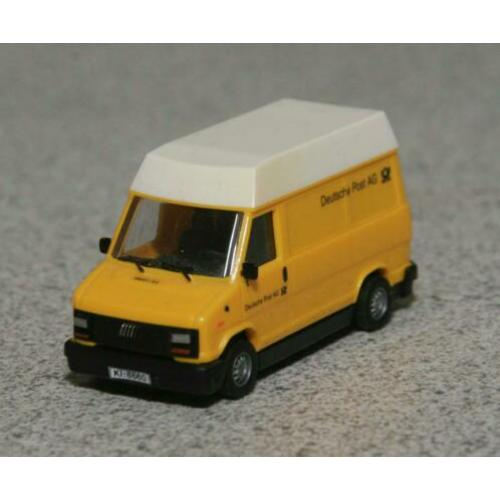 Fiat Ducato Post-uitvoering. Merk: Busch Germany